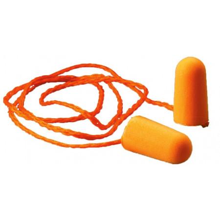 1110 Протишумові вставки з мотузкою, одноразові
