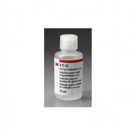 FT-12 Набір рідин для проведеня фіт-тесту, солодкий, 6 пляшок по 50 мл