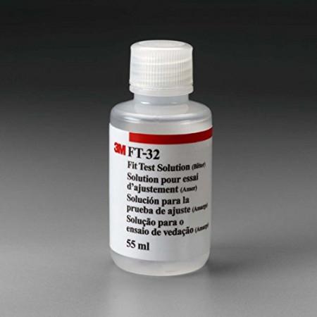 FT-32 Набір рідин для проведеня фіт-тесту, гіркий, 50 мл