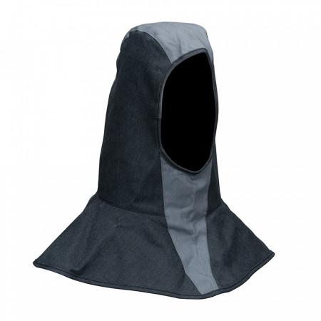 169100 Підшоломник з вогнестійкою тканини для захисту голови і шиї