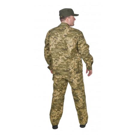 Куртка охоронця Піксель Біко