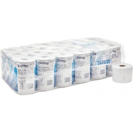 8441 Туалетний папір в рулонах KLEENEX® 600 відривов, 2 шара