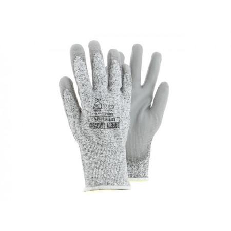 Shield Рукавички з ПУ покриттям 1/2 5 рівень захисту від порізів