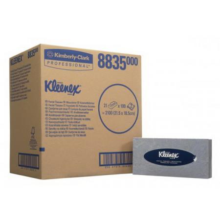 8835 Серветки для обличчя в коробках, Kleenex®