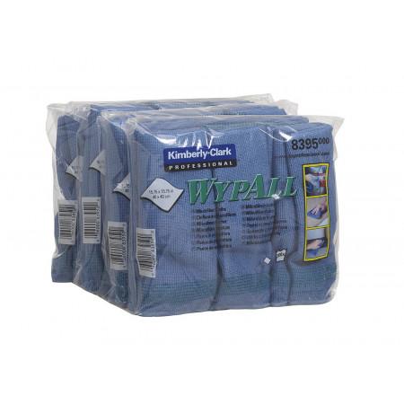 8395 Мікрофібра Wypall®, блакитна, серветка