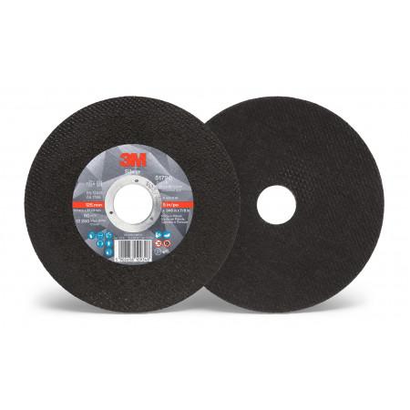51790 Диск відрізний, 3M™ Silver, T41, 125 мм х 1 мм х 22 мм