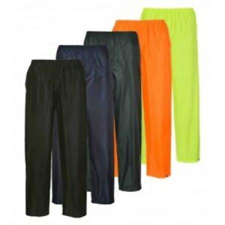 S441 Дощові штани класичні