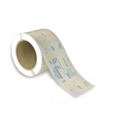 00127 Шліфувальні диски, 3M™ Stikit™серії 268L на основі плівки, діам.32 мм,9 мкм(абразивна квітка)