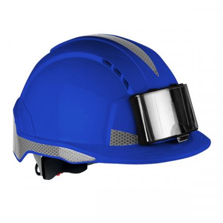 CR2 Світлоповертаючи елементи для каски  EVOLite (сріблясті)