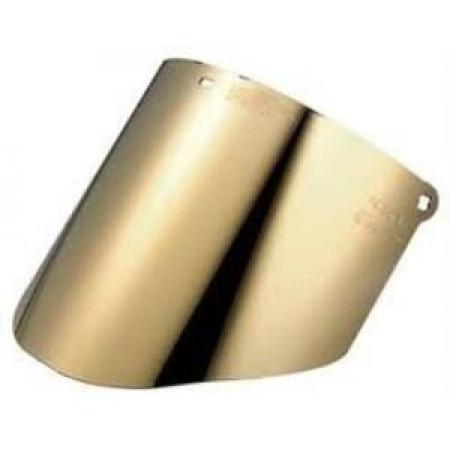 5XG-IR5 Захисний щиток, полікарбонатний, золотий, тон 6