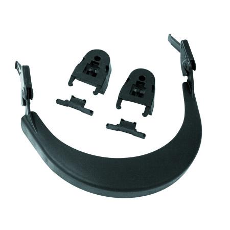 Surefit™ Visor Система кріплення на каску EVO  або до навушників Contour (5 елементів)